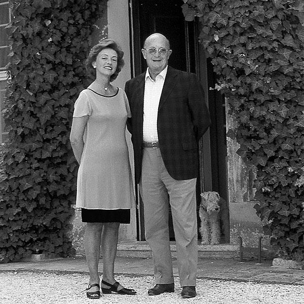 Giovanni e Francesca Marotti Campi