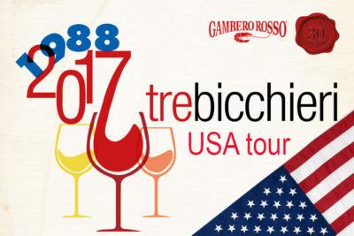 Marotti Campi Tre Bicchieri USA Tour Verdicchio e Lacrima