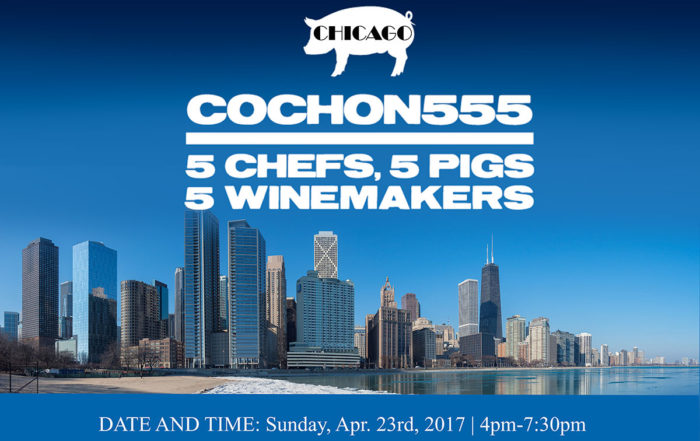 Chicago Cochon555 Marotti Campi Verdicchio and Lacrima di Morro