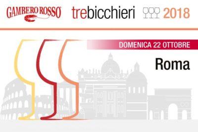 Gambero Rosso Tre Bicchieri Roma Salmariano