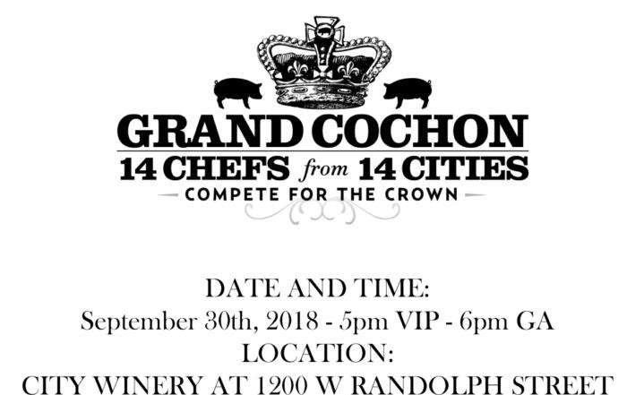 Grand Cochon 555 Chicago Marotti Campi Lacrima and Verdicchio