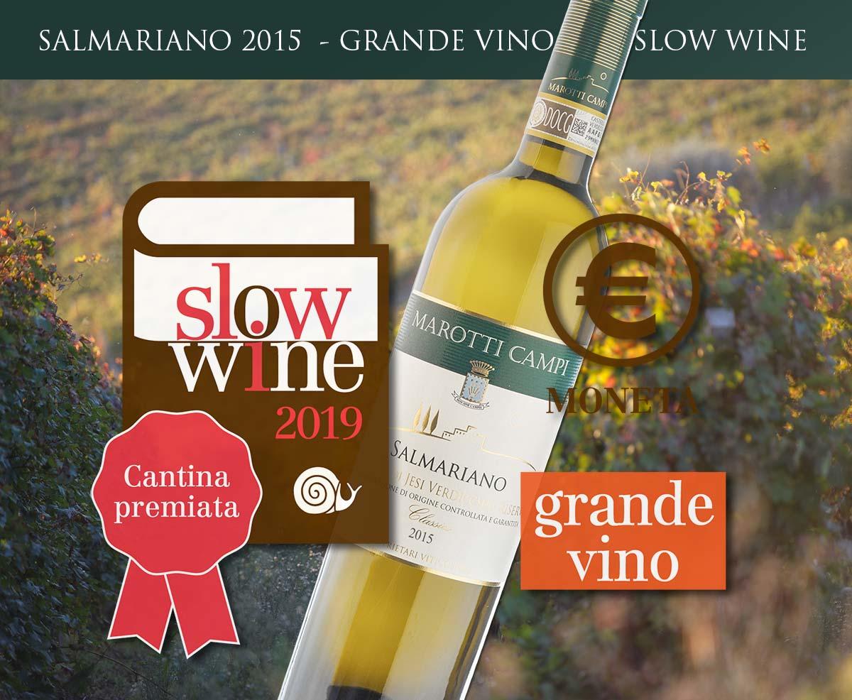 Slow Wine Grande Vino Salmariano 2015