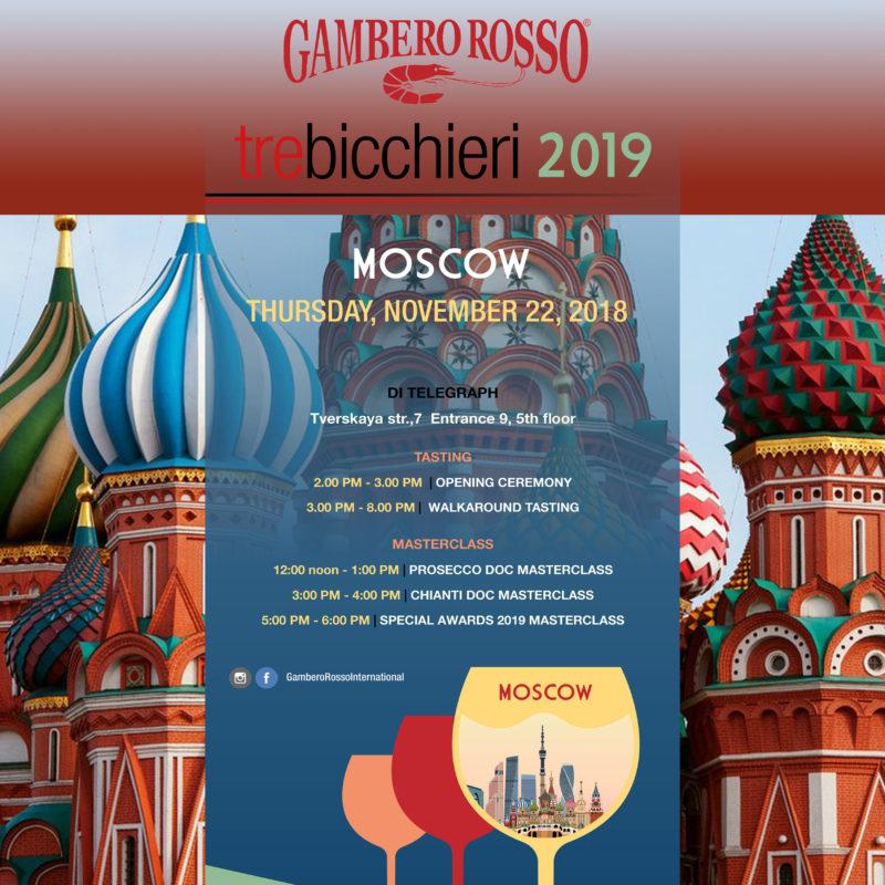 Gambero Rosso Moscow 2019 Marotti Campi